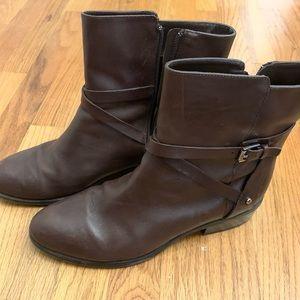 Ralph Lauren Chocolate riding boots